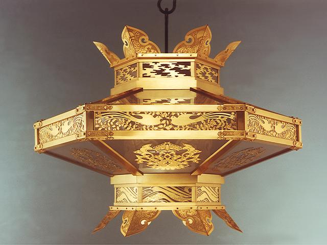 吊灯籠・照明灯