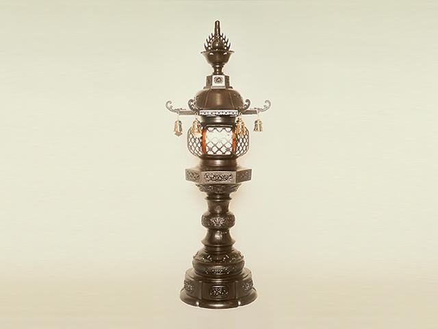 海蔵寺型台灯籠