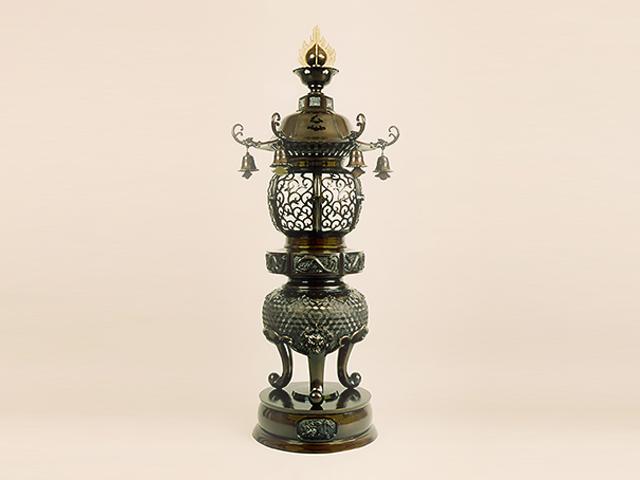 西教型台灯籠