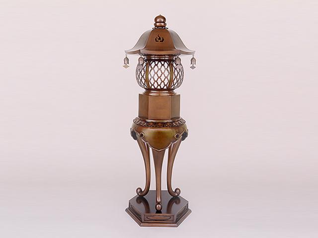 五輪塔型台灯籠