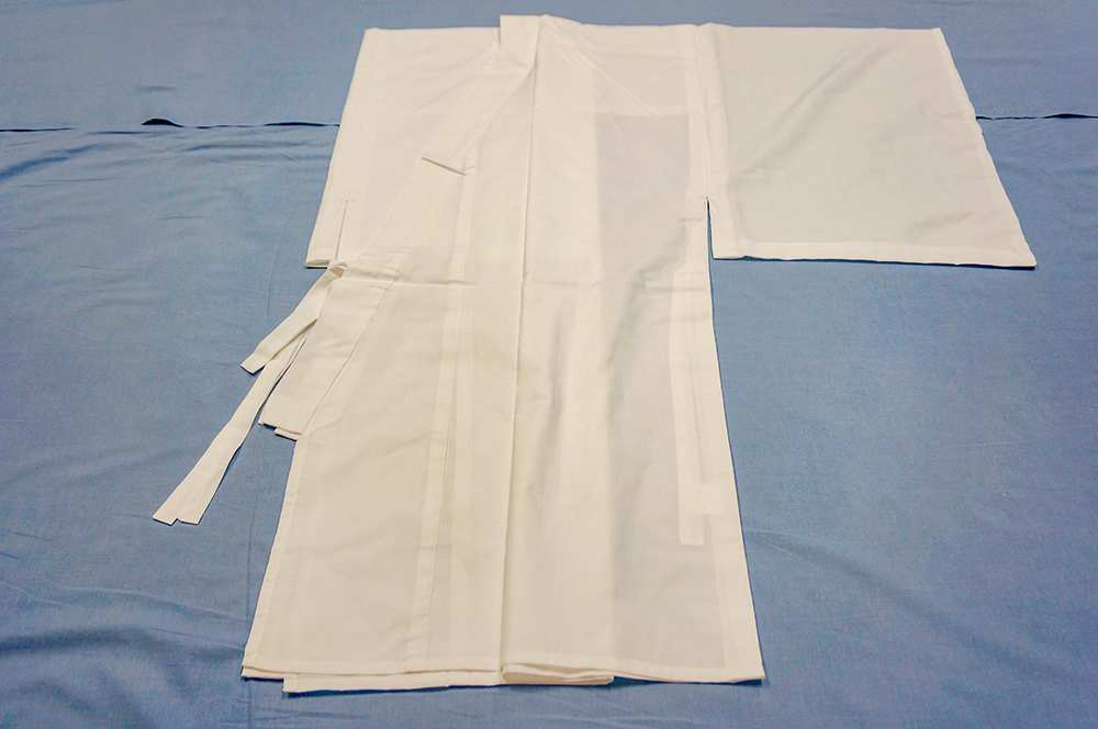 夏用アルザス 二部式白衣