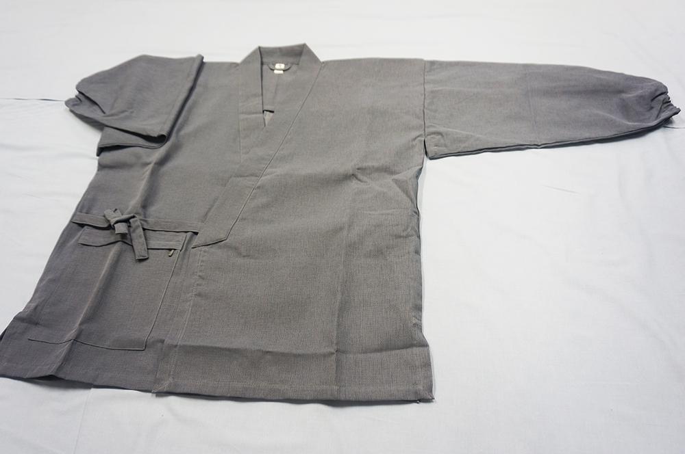 シャミラン3D 作務衣
