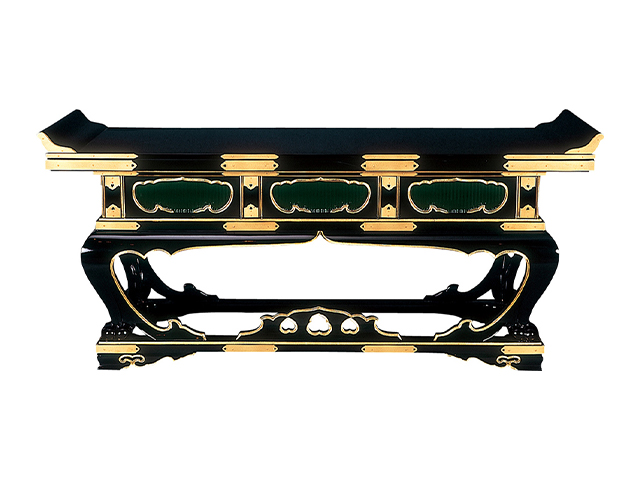 本能寺型焼香机