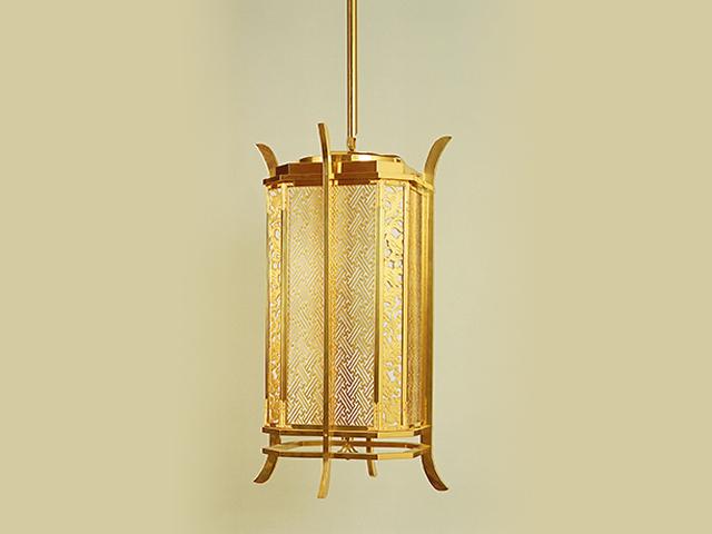 折鶴型吊灯籠