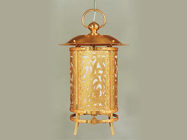 天人丸型吊灯籠