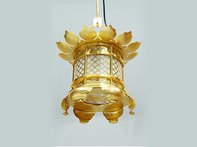 満願型吊灯籠