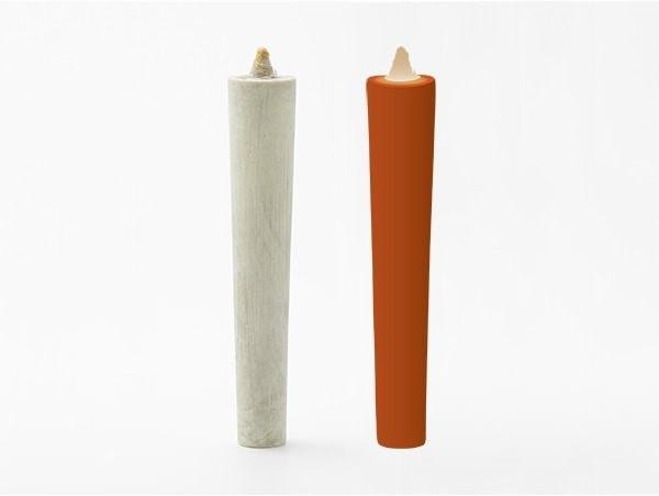 和蝋燭(ろうそく) 棒型