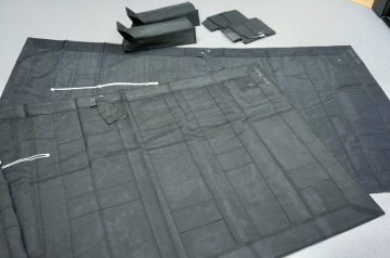 黒七条/大師衣