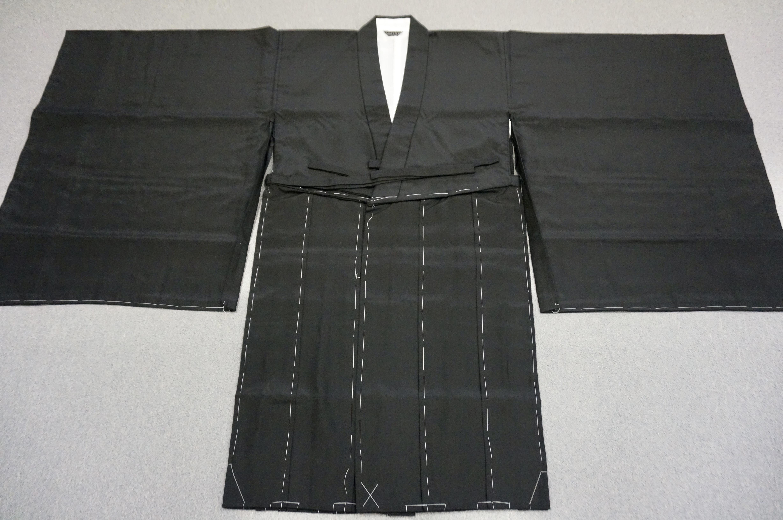 冬用化繊 黒衣