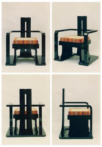 登高座 椅子型礼盤モデル
