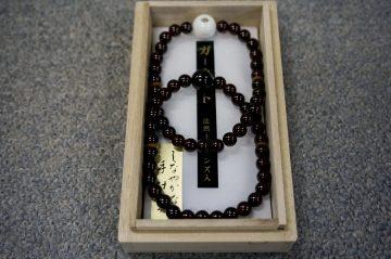 ガーネット 二連型腕輪念珠
