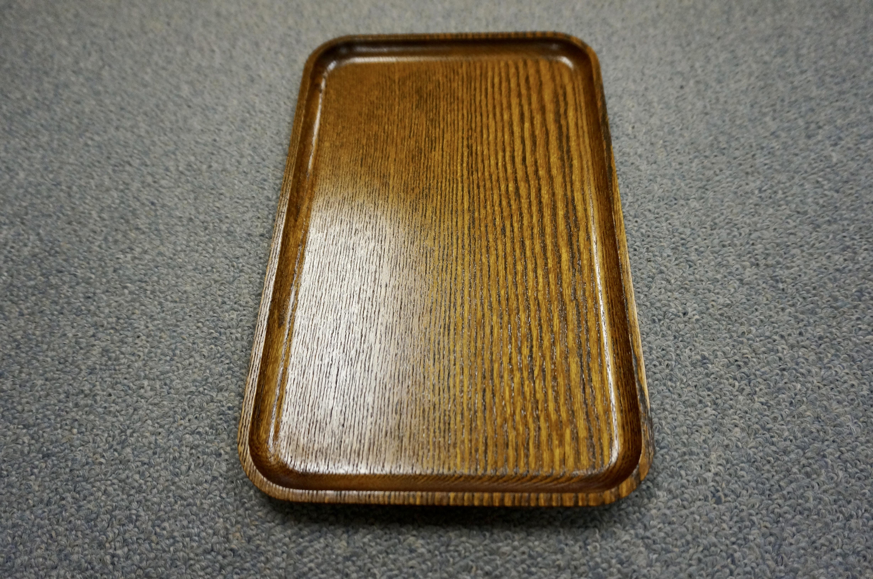 名刺盆 欅