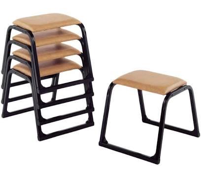 アルミニウム製 本堂用椅子